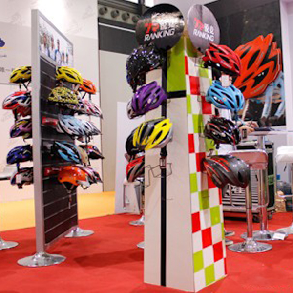 Bike Helmet Display Stand