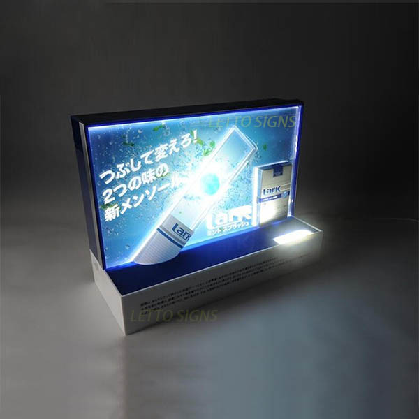 Top Grade Custom LED New Design Acrylic Display Stand
